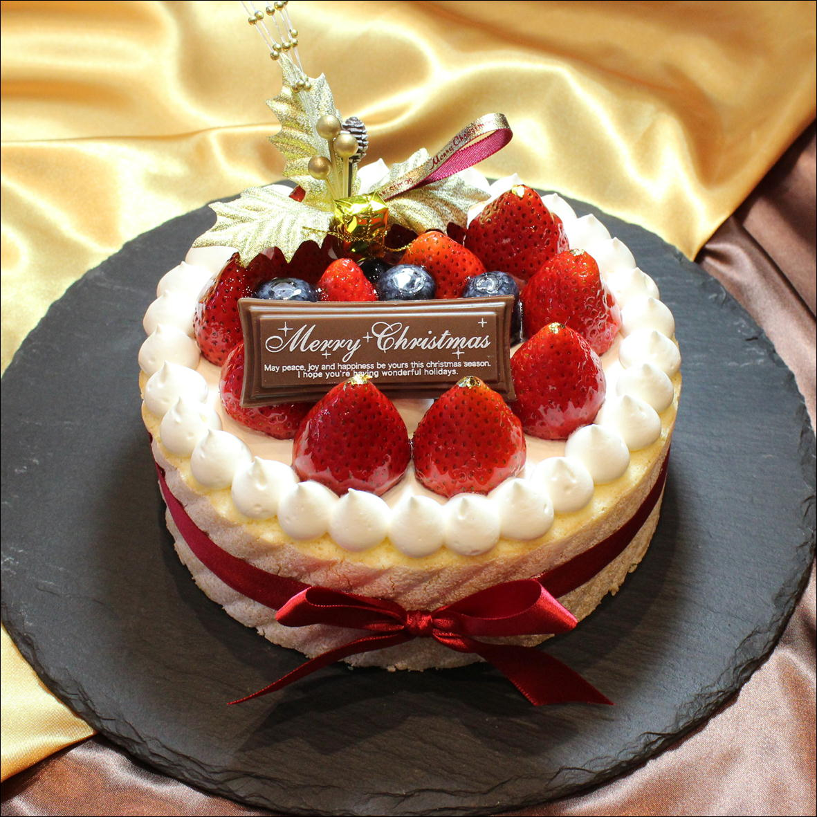 プレミアム苺ケーキ